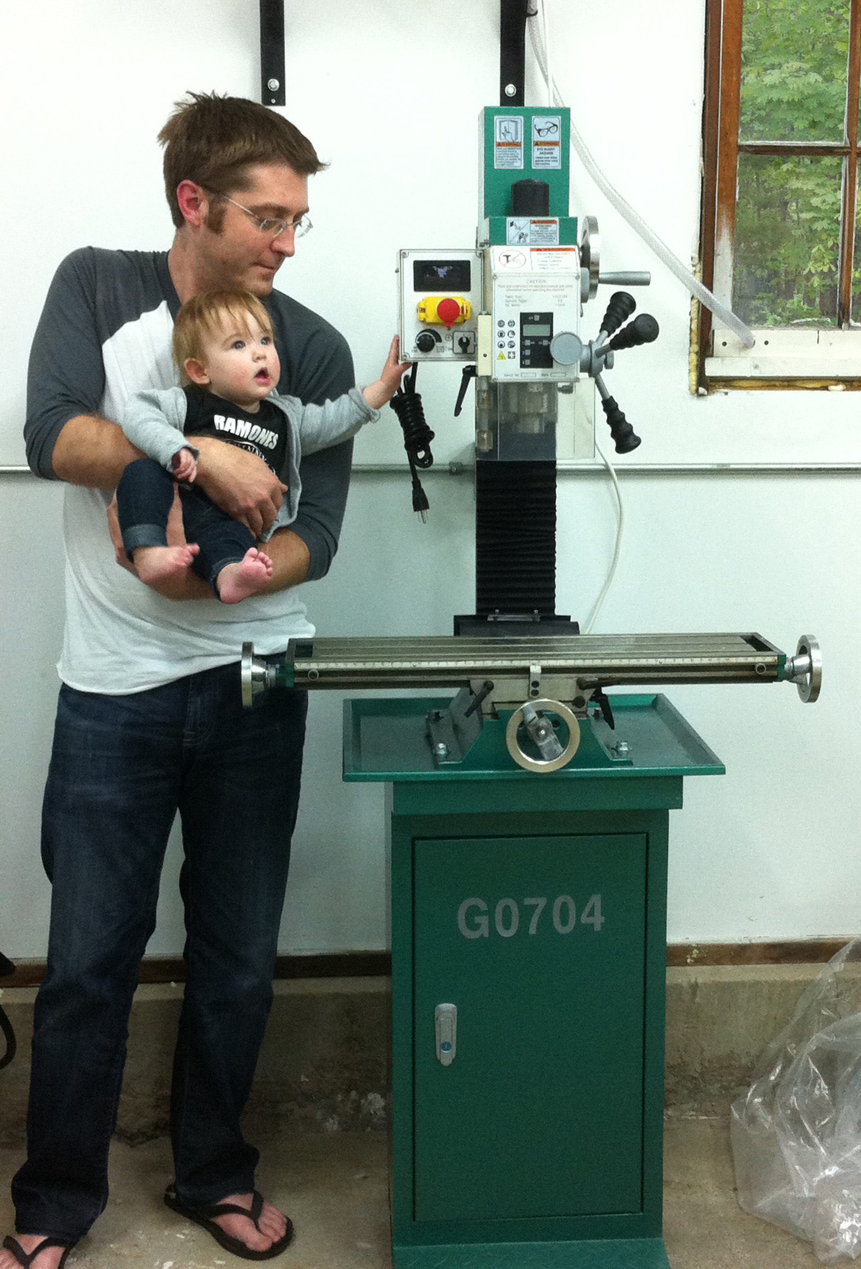 Little Machine Tools Photo